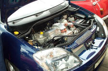 HP Supercharger Kit on Renault Scenic Image copyright (c) 2011.