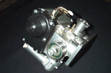 HP Supercharger Kit for Honda Beat Image copyright (c) 2011.