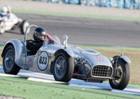 HP Supercharged Lotus Seven at Hockenheim Image copyright (c) 2011.