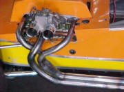 HP Hi-Flow Headers for Race engines Image copyright (c) 2011.