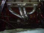 HP Hi-Flow Headers for Supercharged & Race MG XPEG engines Image copyright (c) 2011.